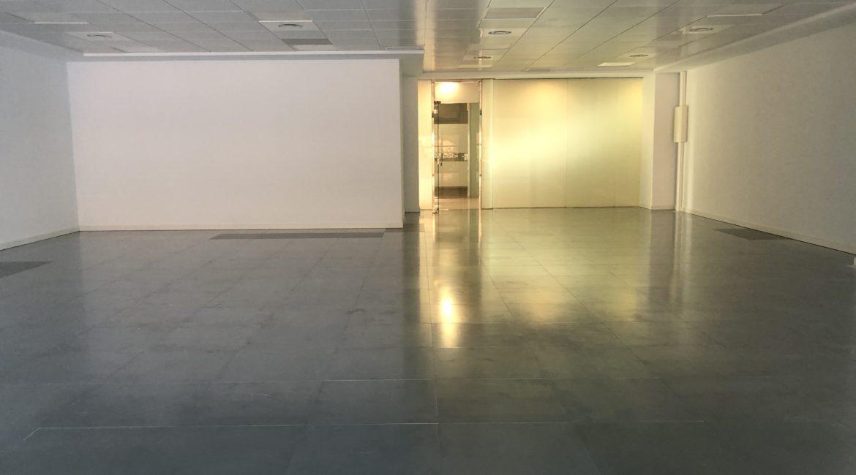 Oficina de 175 m2 recién reformada