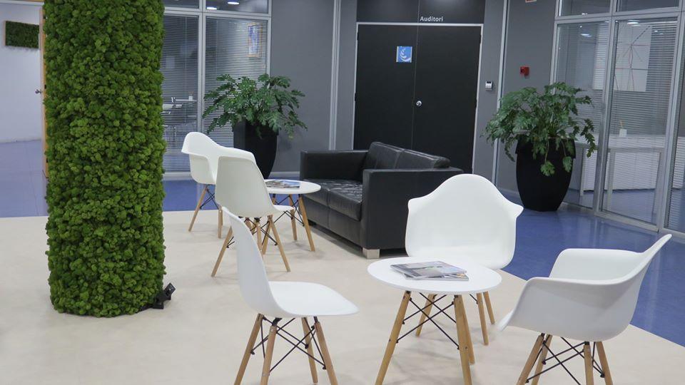 ¡Disfruta del nuevo Green Lounge!, sctradecenter.es