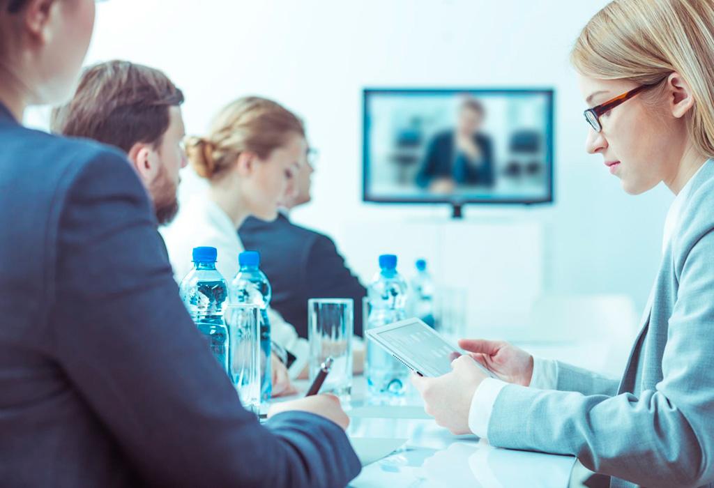 ¿Es el fin de los eventos y las reuniones presenciales?, sctradecenter.es