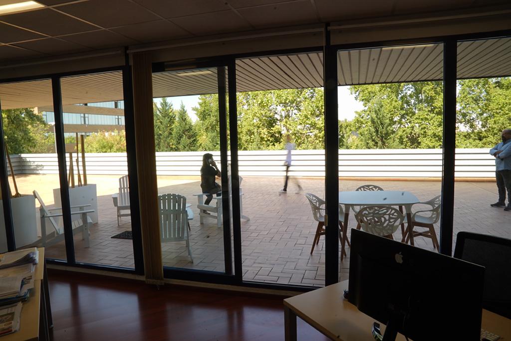 Los espacios flexibles: las oficinas en la era post-covid19, sctradecenter.es
